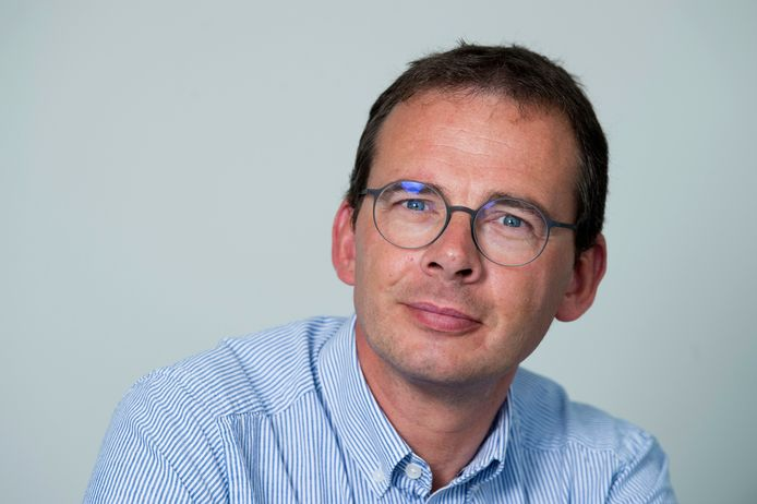 Vlaams minister van Welzijn Wouter Beke.