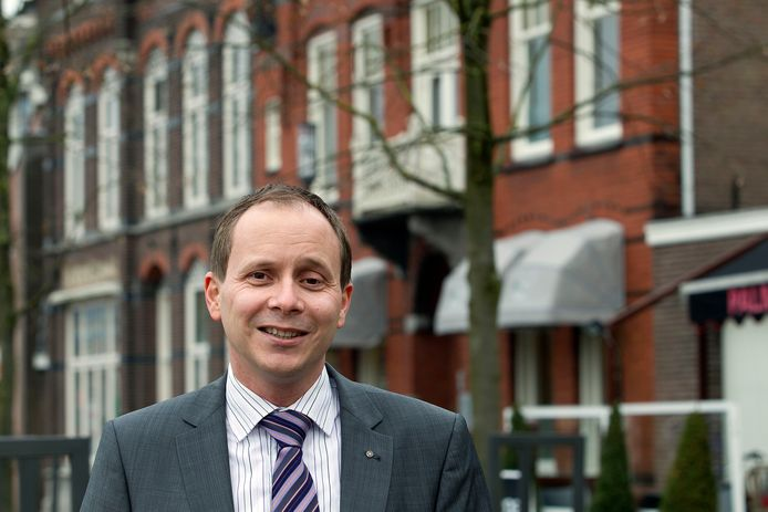 Burgemeester Anton Ederveen van Valkenswaard