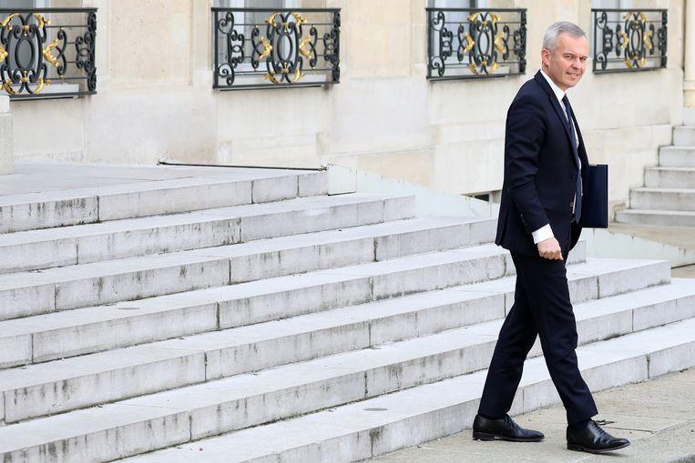 François de Rugy Beeld Photo News