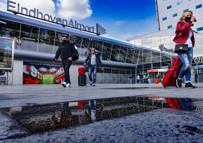 Vakantievluchten kunnen weer vanaf Eindhoven Airport.