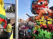 Carnaval: wat is er zondag te doen in West-Brabant? (kaartje)