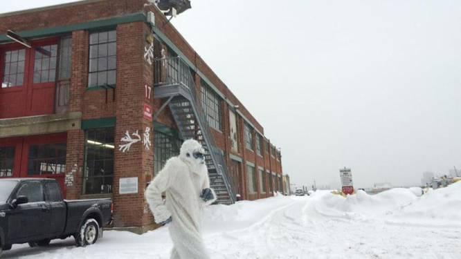 'Yeti' maakt door sneeuw geteisterd Boston onveilig