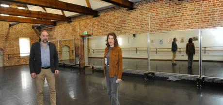 Schilderles in de balletzaal? Cultuurpakhuis is de droom voor Muziekschool Zeeland
