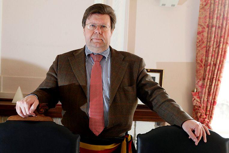 N-VA Kamerlid en burgemeester van Dentergem Koenraad Degroote