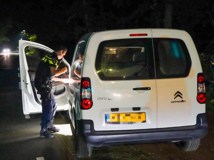 Botsing op de Geldropseweg in Heeze, één bestuurder moet mee naar politiebureau