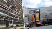 Storm hield lelijk huis: dode in Waals-Brabant, dak van school vliegt weg, zwaargewonde in Antwerpen, voetbalkantine weggewaaid