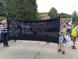 Comité Natura 2000 wandelt in D'Hoppe tegen de plannen voor een mini Pairi Daiza