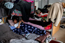 De hongerstakers in Brussel zijn aan hun 33ste dag toe.