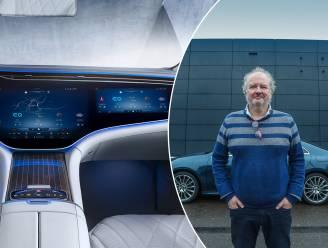 Binnen een paar jaar ook in joúw wagen: onze auto-expert test het indrukwekkende 'dashboard van de toekomst'