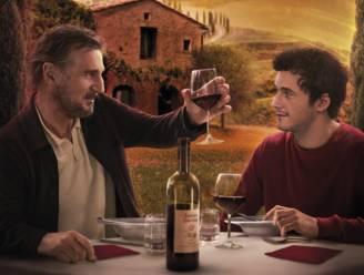 """INTERVIEW. Liam Neeson voor het eerst op de set met zijn zoon: """"Het deed ons terugdenken aan de dood van mama, dat was pijnlijk"""""""