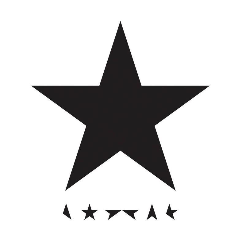 'Blackstar' verschijnt morgen bij Sony. Beeld rv
