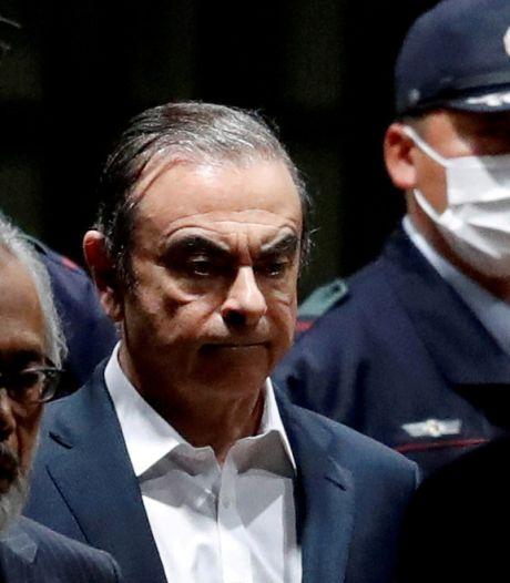 Carlos Ghosn: de Renault-topman die in een kist uit de cel ontsnapte