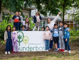Basisschool De Schatkist start schooljaar met gloednieuwe naam en heet voortaan 'Bunderbos'
