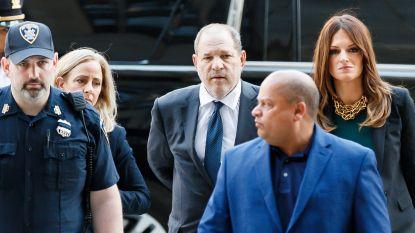 Rechtszaak Weinstein blijft in New York