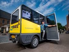 Niemand stapt nog in en uit de Zutphense centrumbusjes: 'Maar dat komt goed, ik krijg straks écht mijn passagiers wel'