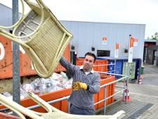 Afvalbrengstation Bodegraven op de schop of dicht; inwoners moeten met grofvuil naar buurgemeente