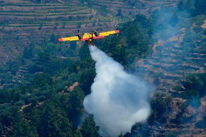 Bosbranden in Portugal flakkeren opnieuw op