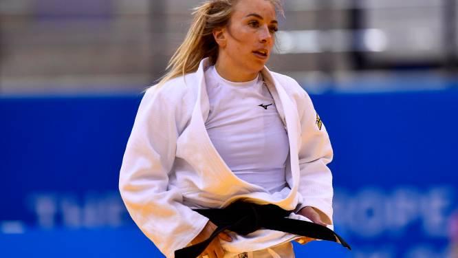 Charline Van Snick meteen uitgeschakeld op WK judo