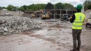 Stenen en beton van Agfa-Gevaert krijgen tweede leven in nieuw bouwproject