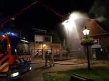 Hennepkwekerij ontdekt bij blussen van brand in Rhenen