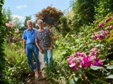 Iedereen mag meegenieten van de groene oase bij Bertha (79) en Anton (83)