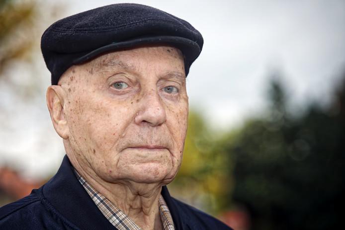 Bogdan Iwanski uit Oosterhout, Pools oud-strijder.