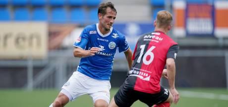 Van Moorsel: 'Het is nog een uitdaging bij FC Den Bosch, maar wel een andere'