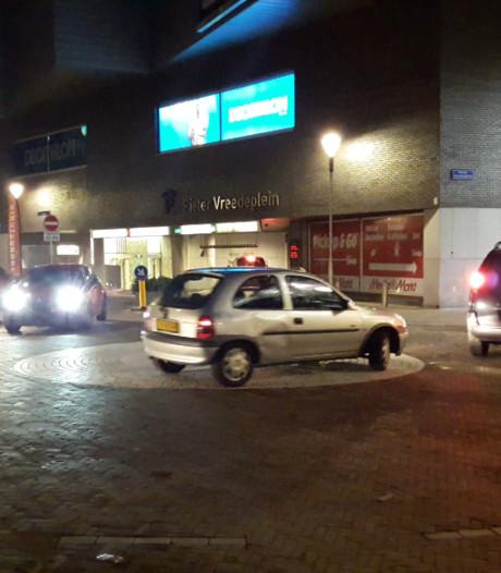 Ik ging naar Tilburg om de 'slapstick-rotonde' te zien