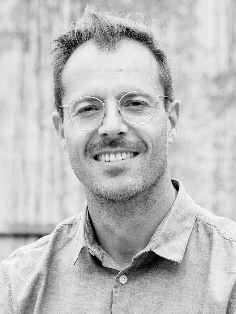 Jasper Kuipers is directeur van Dokters van de Wereld. Beeld Dokters van de Wereld