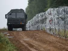 Un septième corps découvert à la frontière orientale de l'UE avec le Bélarus