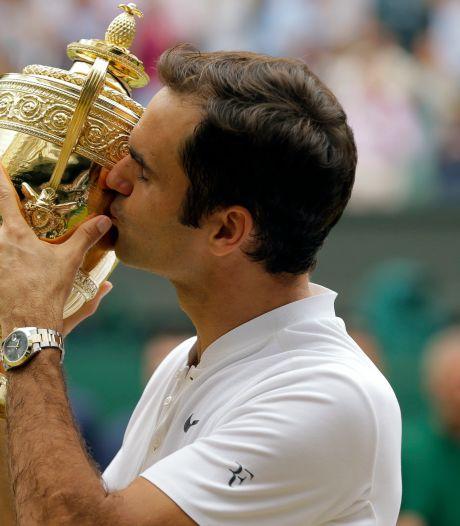 """Roger Federer: """"J'aurais aimé être à Wimbledon, mais ce repos prolongé fait du bien"""""""