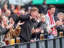 Geen play-off-finale in de Kuip tegelijk met songfestival