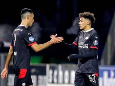 Debuut voor PSV én door Hiddink geselecteerd voor Curaçao: het echte werk is begonnen voor Jeremy Antonisse uit Rosmalen