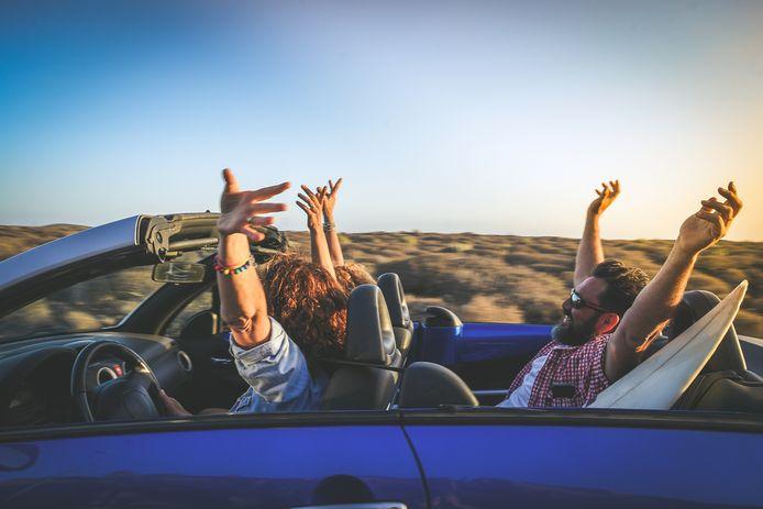 Het plezier van het rijden in een cabriolet is het ontdekken waard