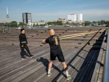 Heel Rotterdam is nu een sportveld: zo moet de stad nóg meer uitnodigen tot beweging