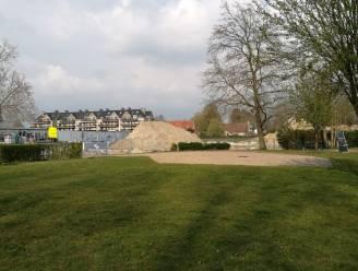 """Stad verwijdert speeltuin achter Mont Henri: """"Om veiligheidsredenen, nieuwe speeltuin op komst"""""""