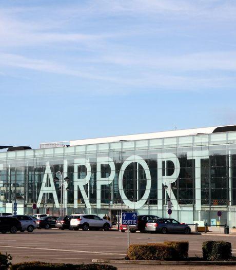 Fuite d'un produit chimique à Liege Airport