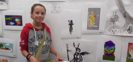 Winnaar De Nieuwe Vincent 2018: 'Er ontstaat een nieuwe wereld als je tekent'
