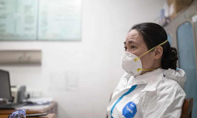 Ai Fen, directeur van de Afdeling Spoedeisende Hulp van het Centrale Ziekenhuis van Wuhan.