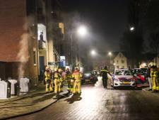 Dubbele containerbrand in Apeldoorn: politie zoekt mysterieuze man