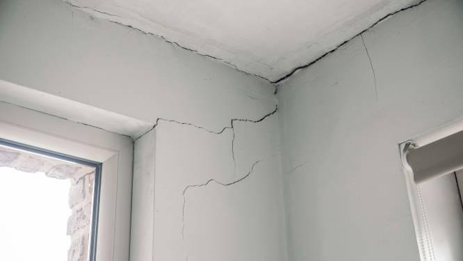 """Ongerust over wegzakkende huizen? """"Niet elke barst of scheur in een muur wijst op verzakking"""""""