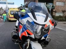 Fietsster en automobilist tegen elkaar gebotst in Prinsenbeek