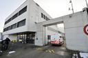 Almelo - Huis van bewaring penitentiaire inrichting gevangenis Karelskamp aan Bornsestraat