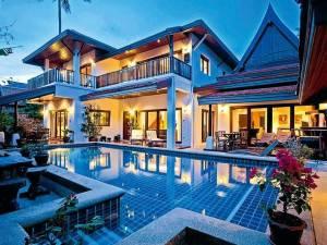 L'incroyable villa d'Alain Mathot en Thaïlande