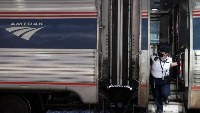 Trein ontspoort in VS, minstens 3 doden en 50 gewonden