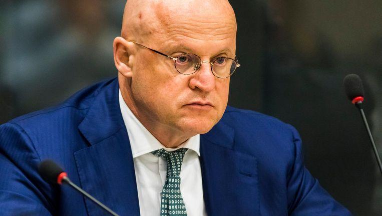 Minister Grapperhaus Beeld anp