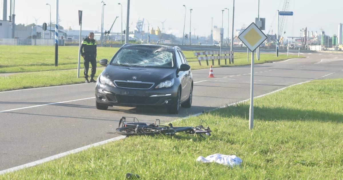 Zwaargewonde bij ongeval op sluizencomplex Terneuzen.
