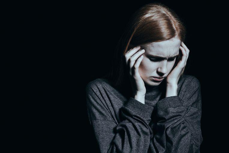 Om problemen binnen gezinnen niet uit de hand te laten lopen, moet er volgens Tako Engelfriet wetgeving tegen psychisch geweld worden ingevoerd. Beeld Getty Images/iStockphoto