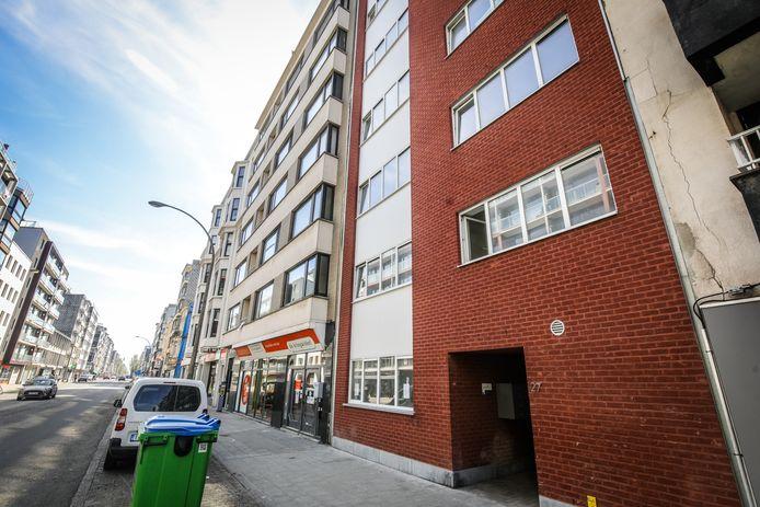 Onder meer hier aan de Torhoutsesteenweg 27 zullen senioren kunnen wonen.