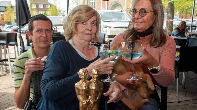 Georgette (82) klinkt op hernieuwde vrijheid en haar joie de vivre